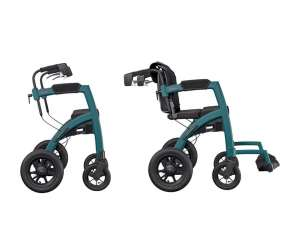 Rollator/Rollstuhl ROLLZ MOTION PERFORMANCE